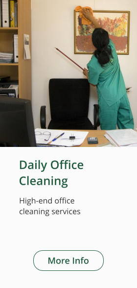 Daily Office Cleaning