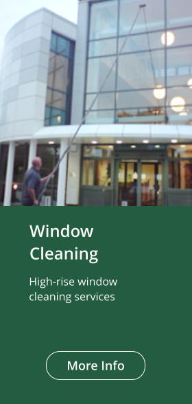 Window Cleaning High-rise window cleaning services More Info